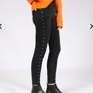 CLOSED High Waist Skinny Jeans